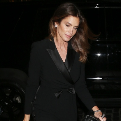 Cindy Crawford and Kaia Jordan Gerber out and about, New York, USA - 10 Oct 2019