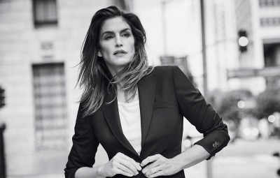 Cindy Crawford models for Jones New York