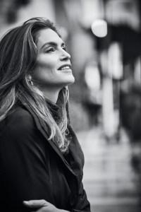 Cindy Crawford models for Jones New York