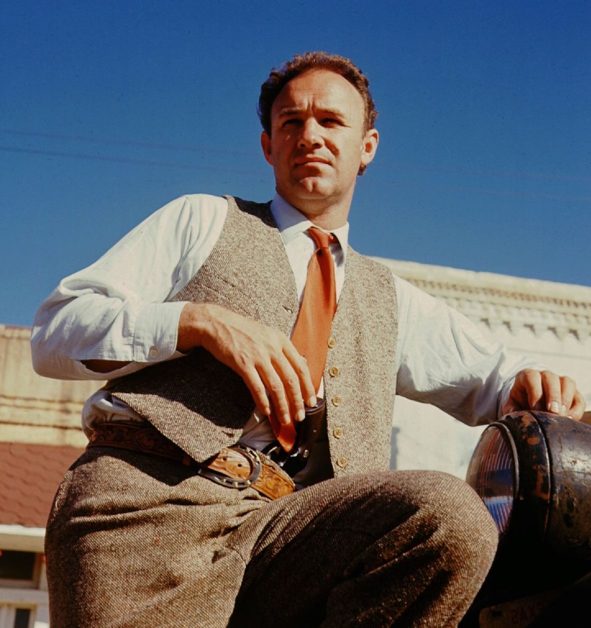 Gene Hackman in 'Bonnie and Clyde'