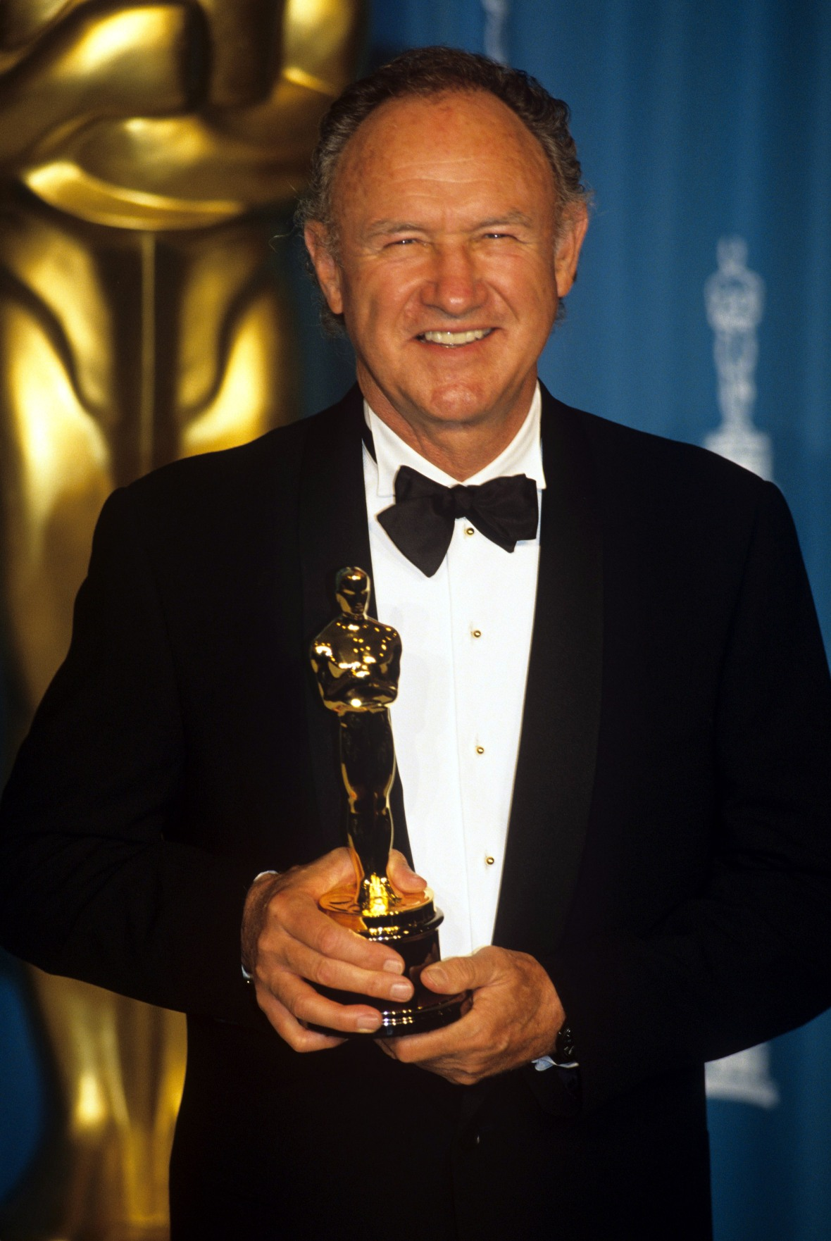 Gene Hackman at the 1993 Oscars
