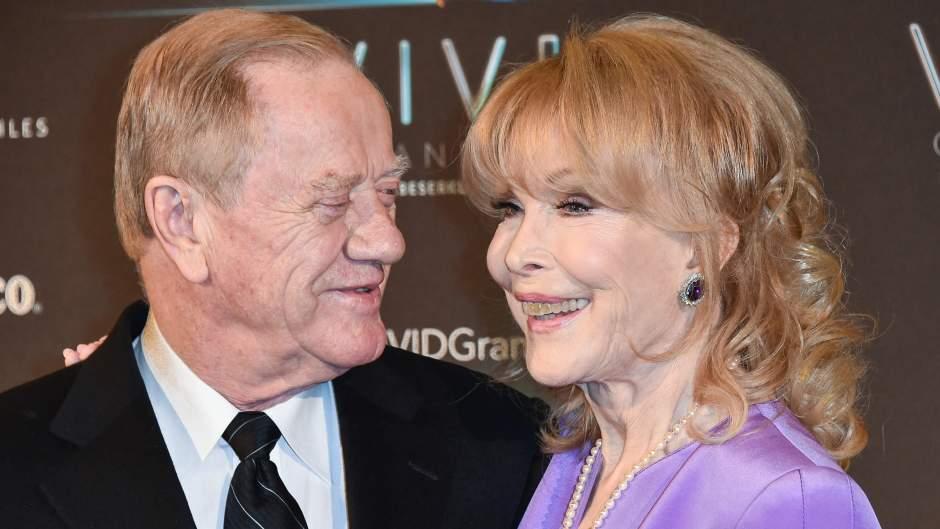 Jon Eicholtz and Barbara Eden