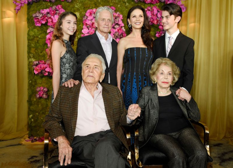 Kirk Douglas' 100th Birthday Celebration, Beverly Hills, USA