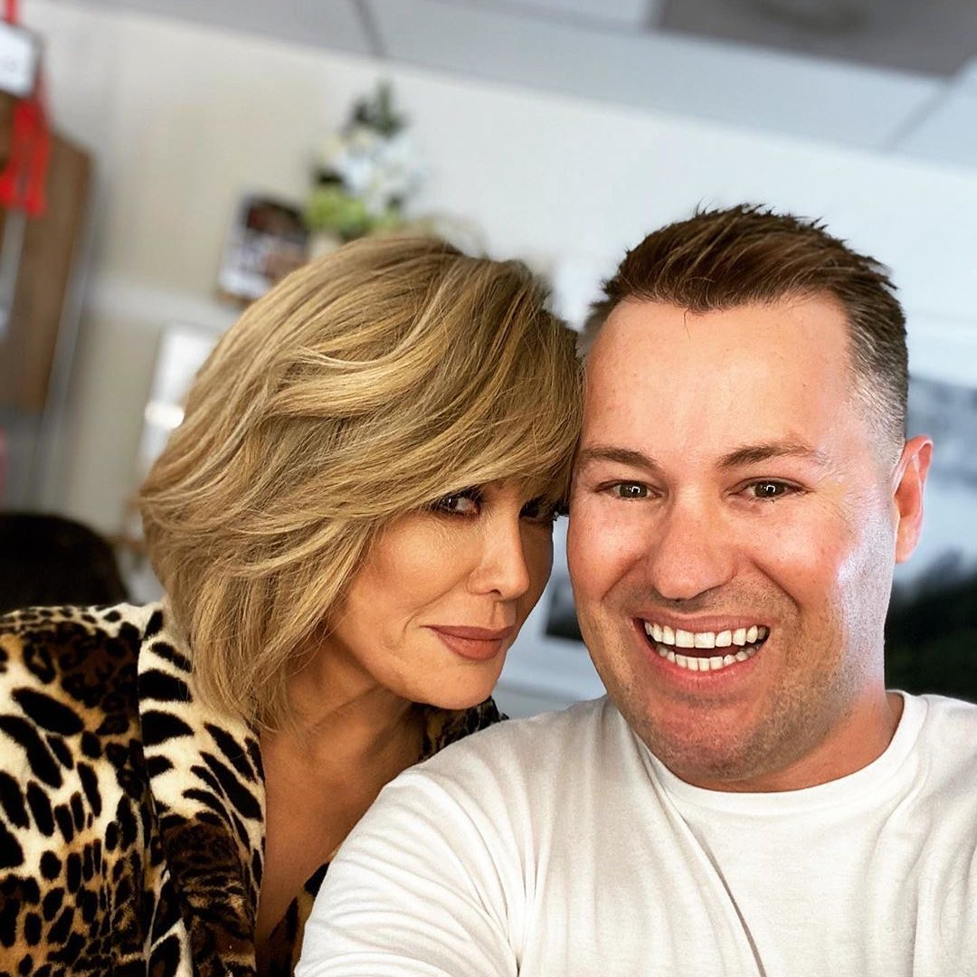 Marie Osmond Teases New Blonde Look Hairstyle Strawberry Red