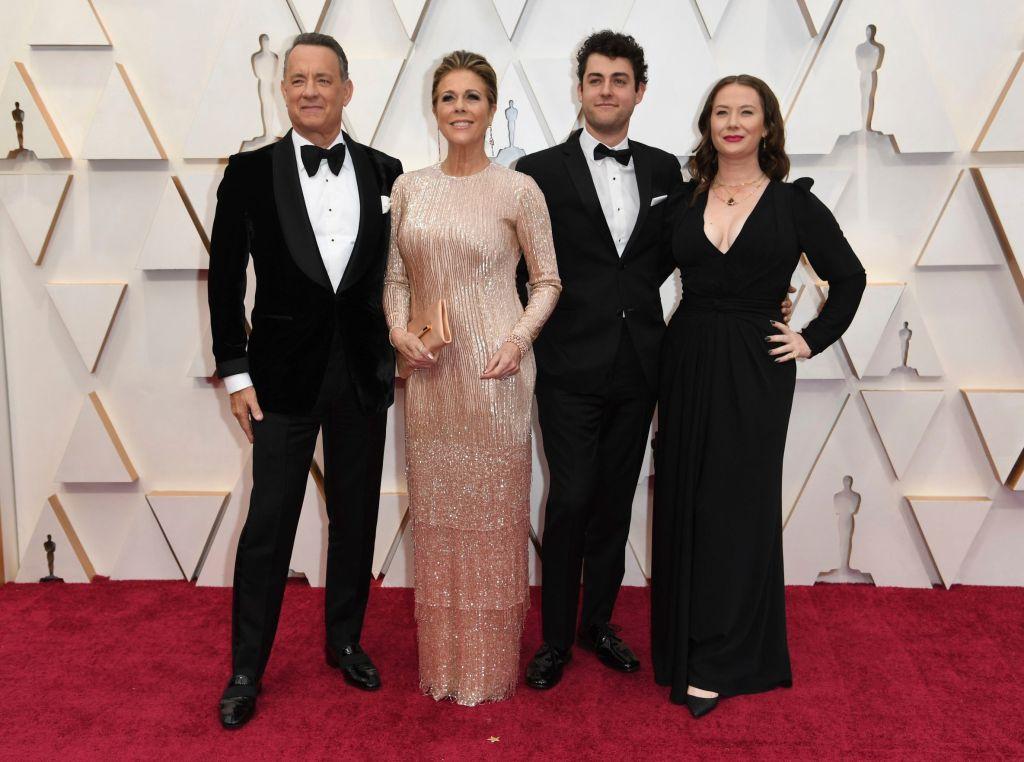 92nd Academy Awards - Arrivals, Los Angeles, USA - 09 Feb 2020