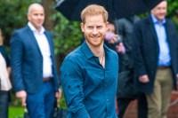 Prince Harry visit to Abbey Road Studios, London, UK - 28 Feb 2020
