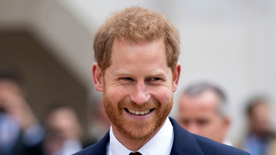 Prince Harry attends the Lord Mayors Big Curry, London, United Kingdom - 04 Apr 2019