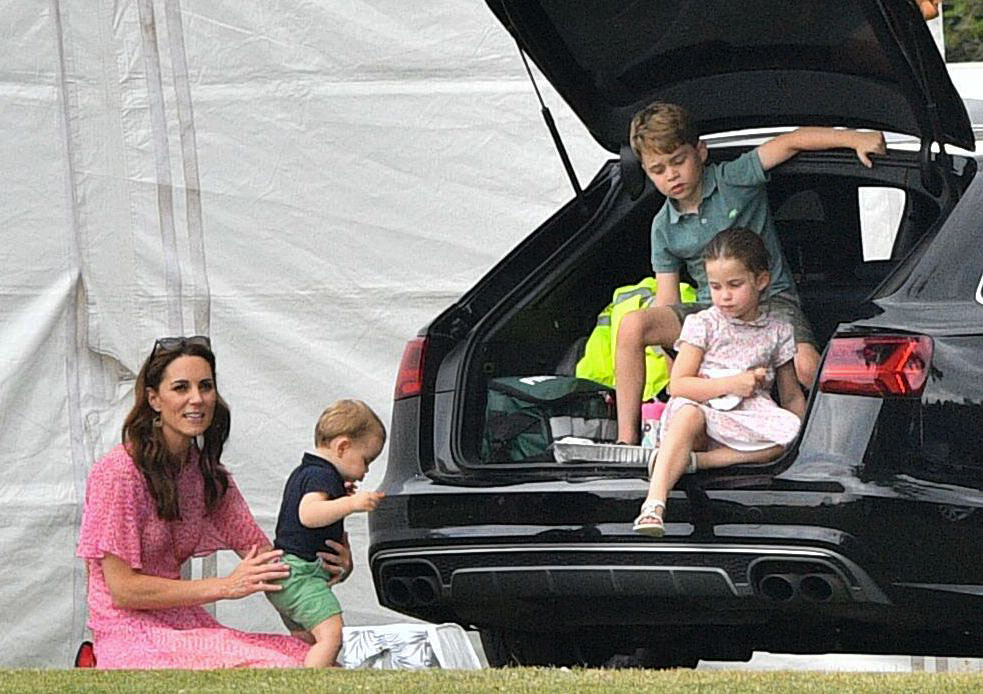 Kate Middleton's family