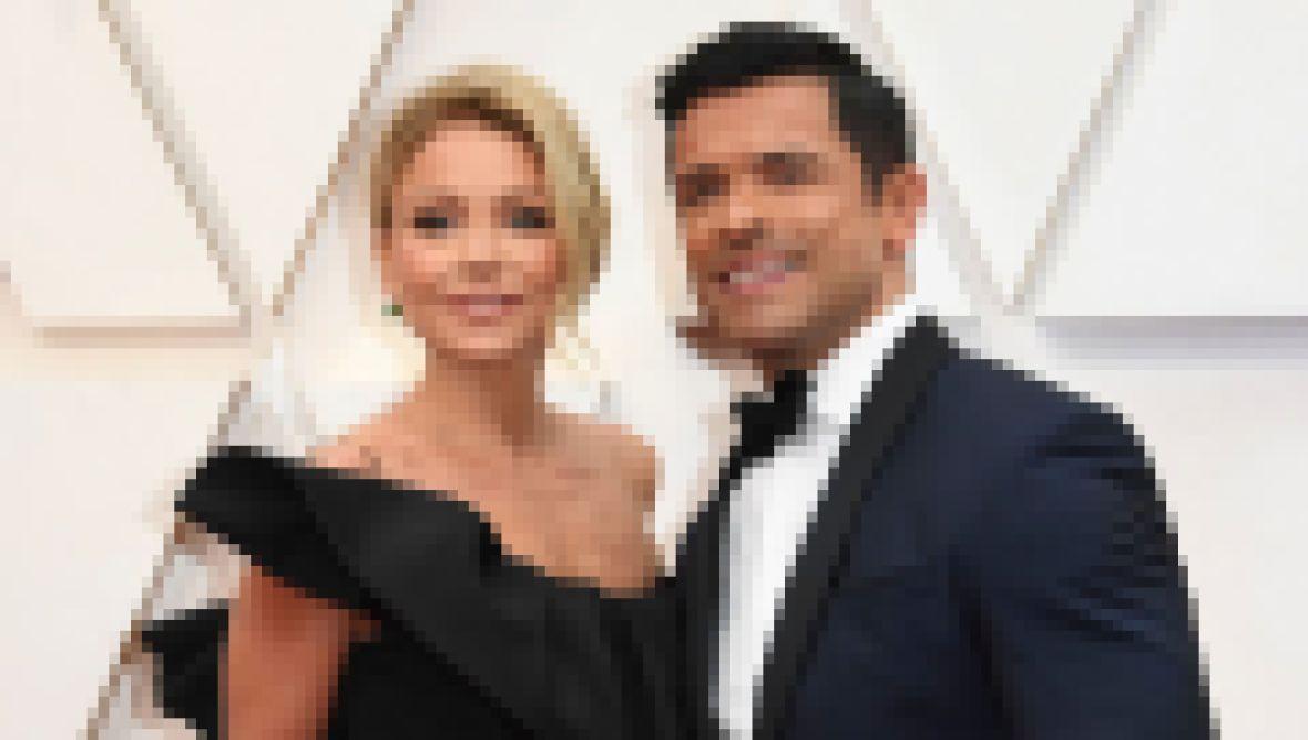 Kelly Ripa and Mark Consuelos Marriage 92nd Academy Awards - Arrivals, Los Angeles, USA - 09 Feb 2020
