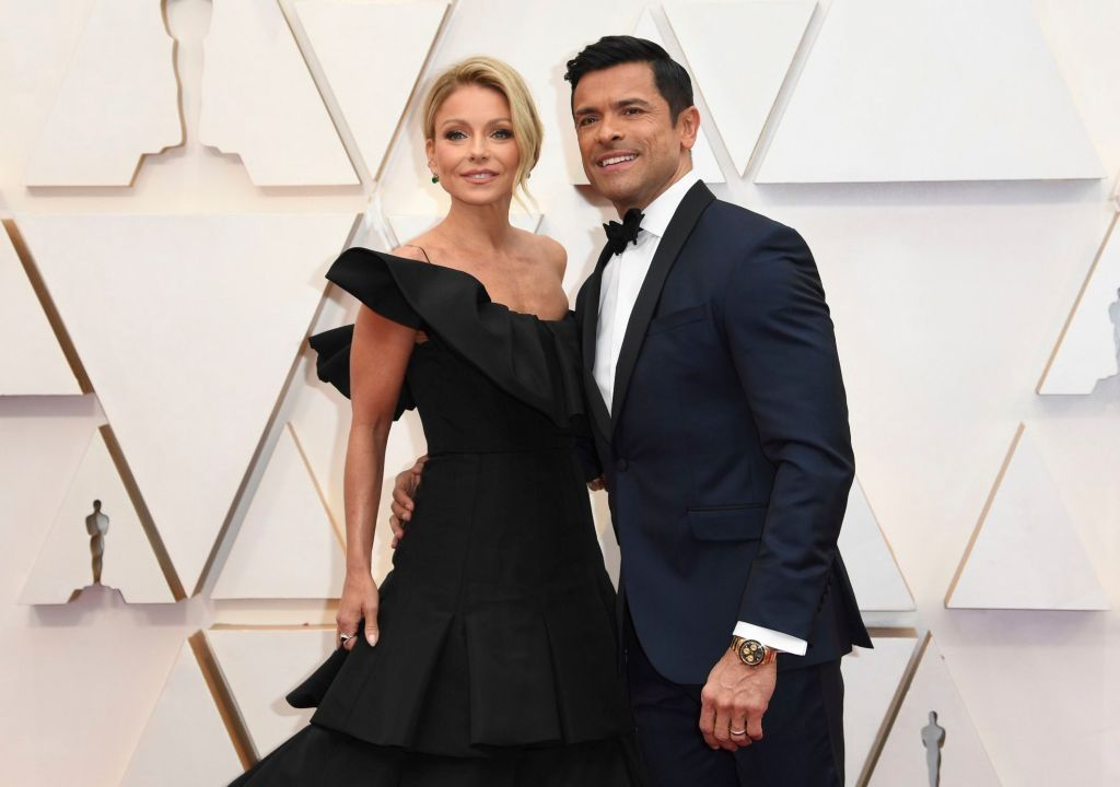 Kelly Ripa and Mark Consuelos Marriage 92nd Academy Awards - Arrivals, Los Angeles, USA - 09 Feb 2020