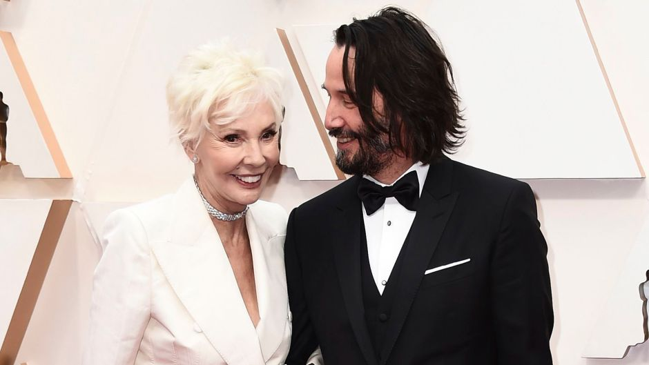 Keanu Reeves' mother Patricia Taylor