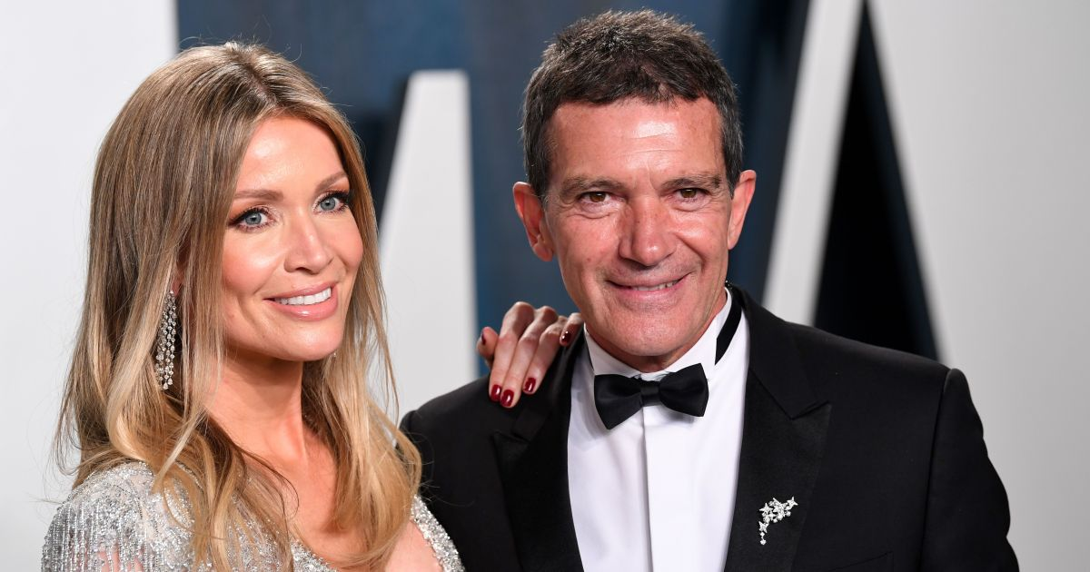 Here Are 5 Facts About Antonio Banderas and Nicole Kimpel's Love