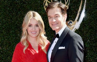 Dr. Mehmet Oz and daughter Daphne