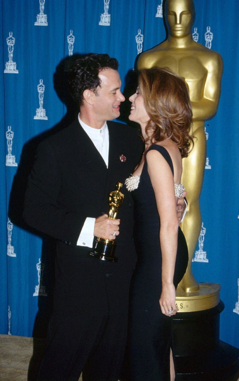 1995 Academy Awards Photo Press Room