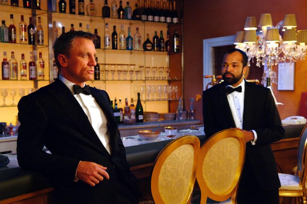 Casino Royale Daniel Craig Jeffrey Wright