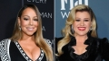 Mariah Carey Sweetly Comments on Kelly Clarkson's Rendition of 'Vanishing': 'Keep the Videos Coming!'