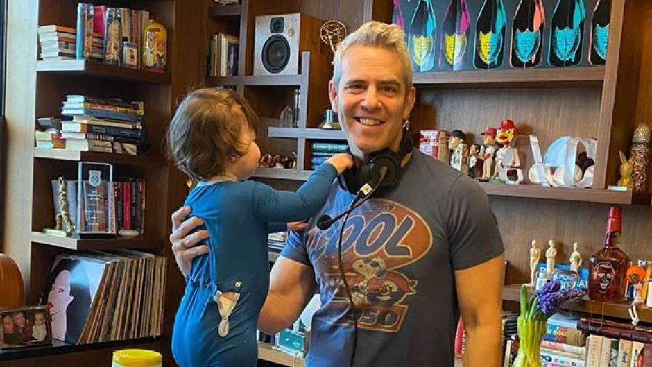 Andy Cohen's son