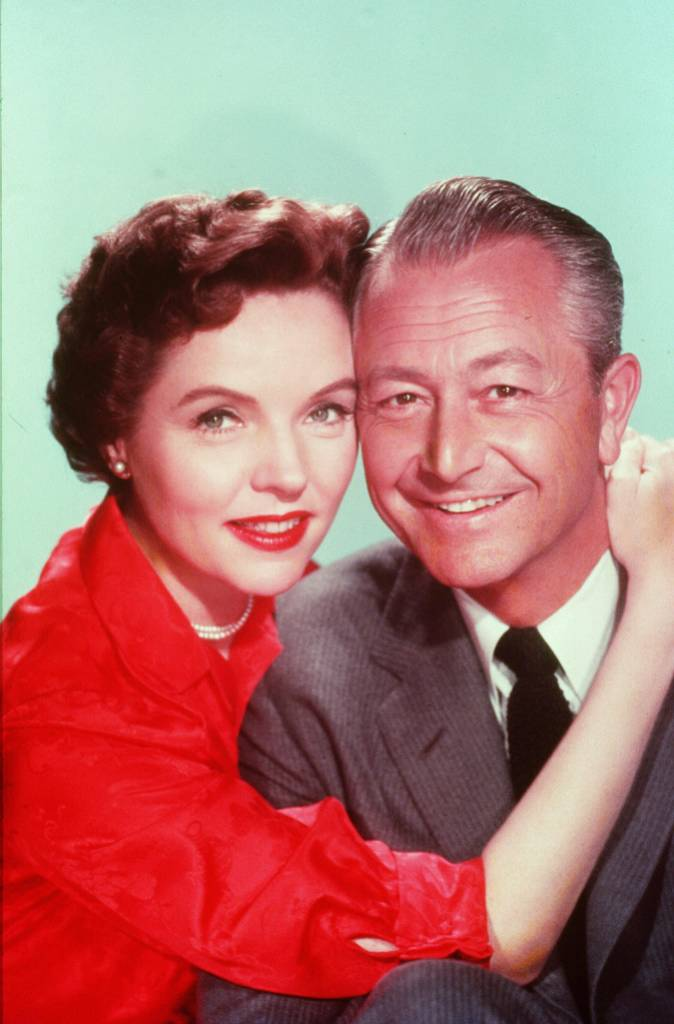 Father Knows Best Jane Wyatt and Robert Young