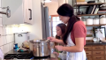 joanna-gaines-daughter-emmie-cooking