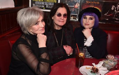 Ozzy Osbourne Global Tattoo and Album Listening Party, Los Angeles, USA - 20 Feb 2020
