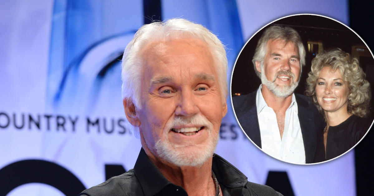 Kenny Rogers Ehepartnerinnen