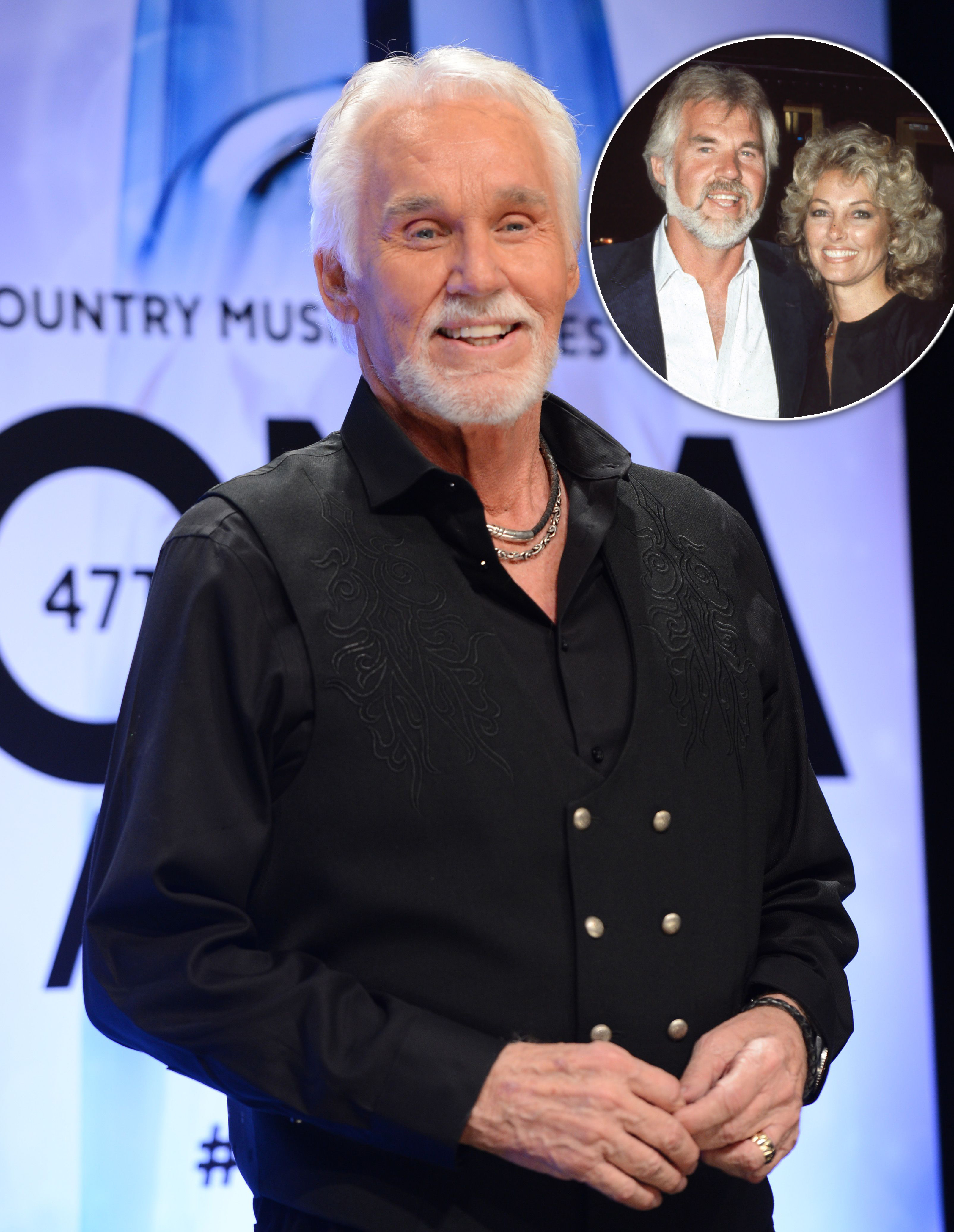 Kenny Rogers Ex Wife Marianne Remembers Him After His Death