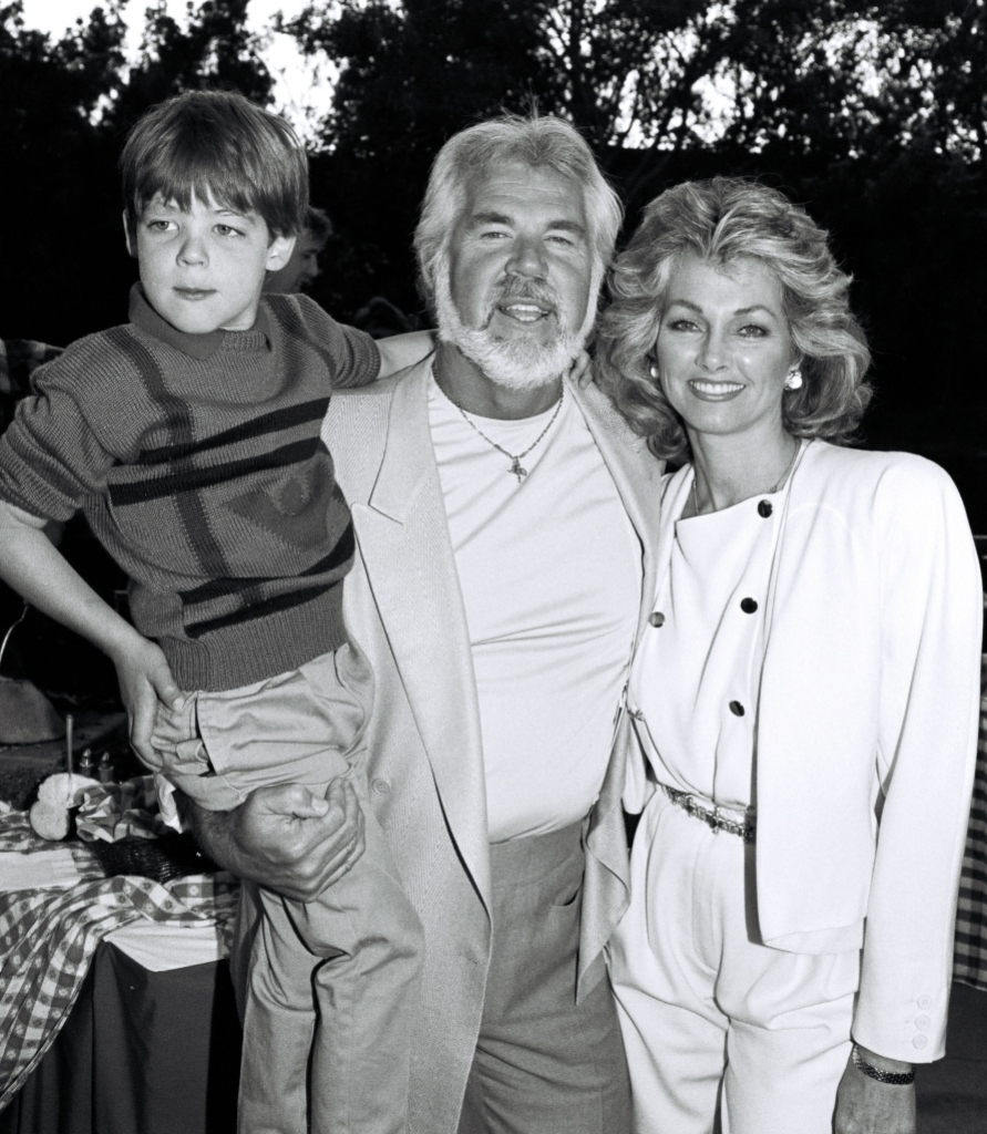 kenny rogers marianne gordon chris rogers