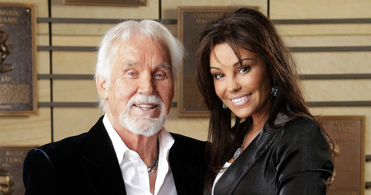 Kenny Rogers Gushes Over Wanda Miller Marriage In Final Interview