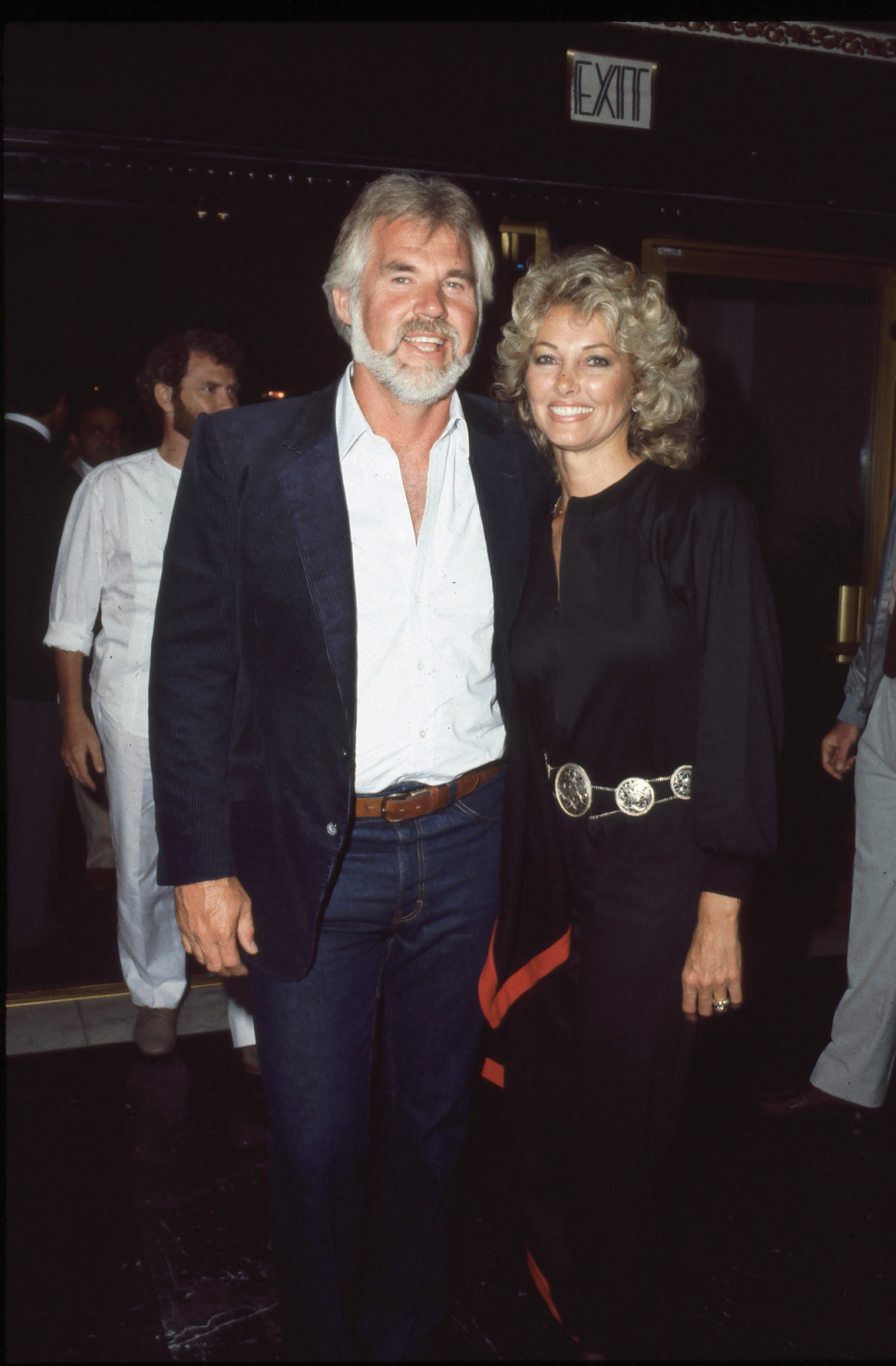 Kenny Rogers Death Ex Wife Marianne Reflects On Health Decline