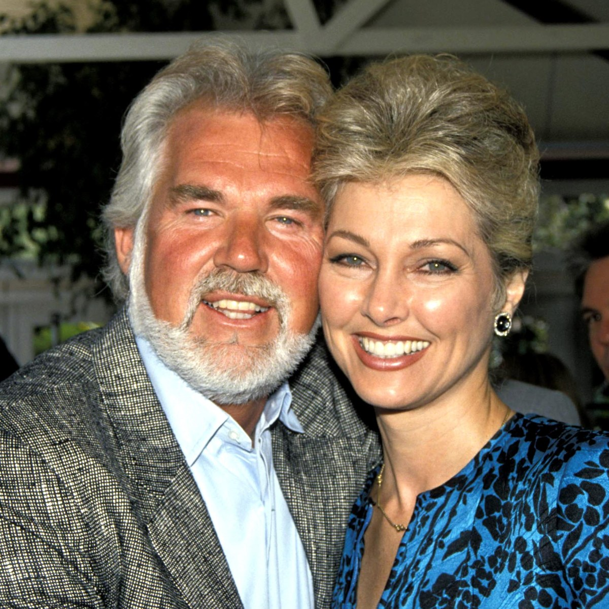 Kenny Rogers 5 Wives Wanda Miller Marianne Gordon And More