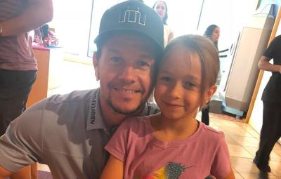 Mark Wahlberg daughter Grace