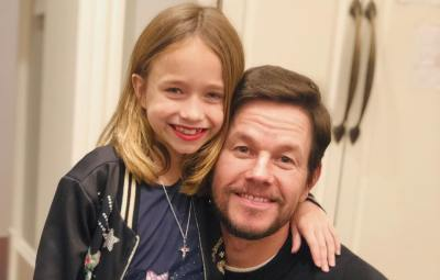 Mark Wahlberg and daughter Grace