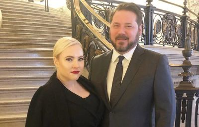 Meghan McCain husband