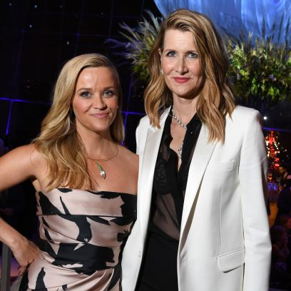 Reese Witherspoon and Laura Dern