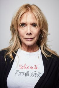 Rosanna Arquette, New York, USA - 03 Jan 2020