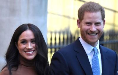 Prince Harry and Meghan Markle Baby Proof LA House