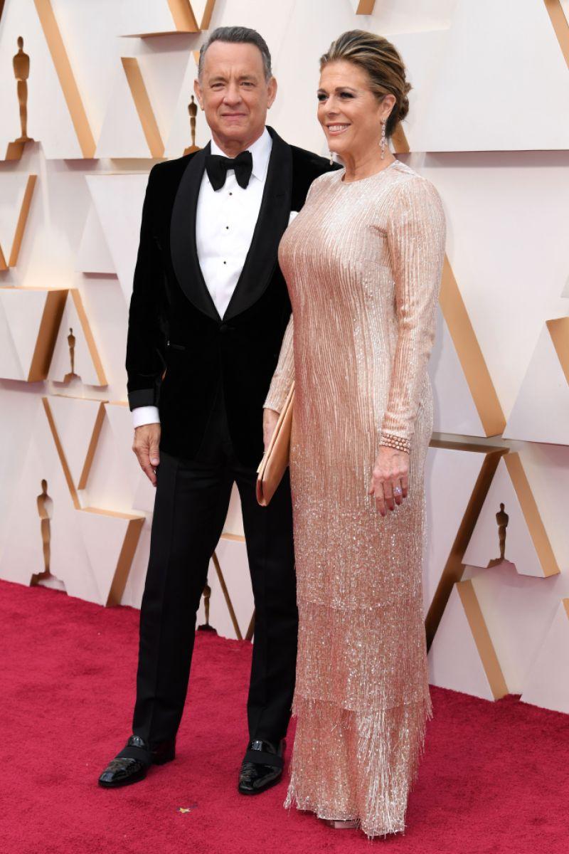 Tom Hanks and Rita