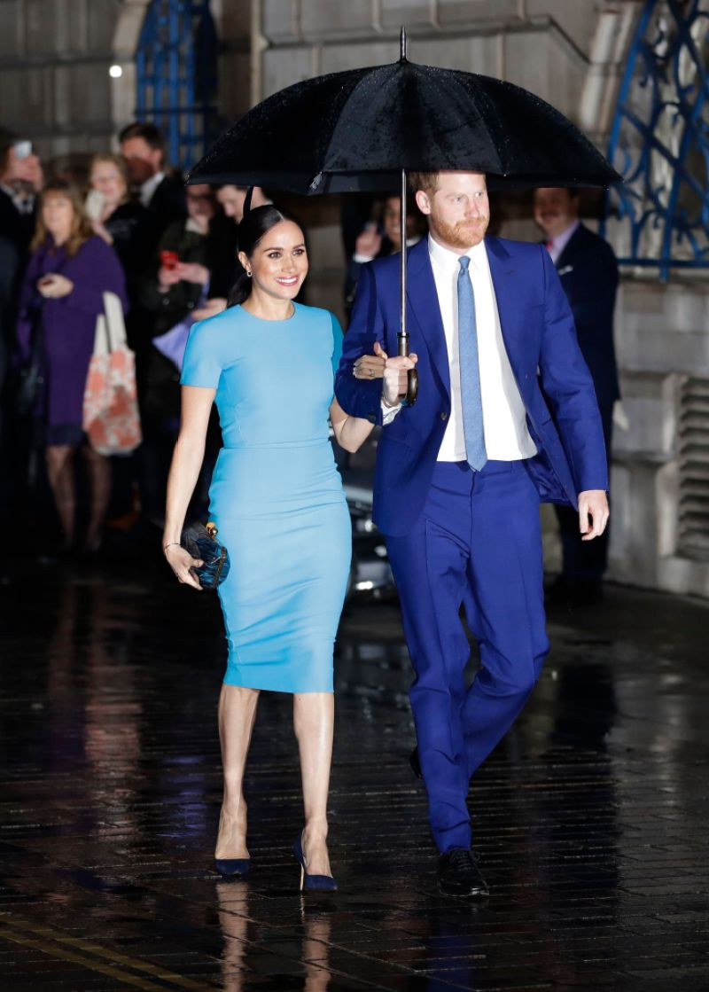 Royals, London, United Kingdom - 05 Mar 2020