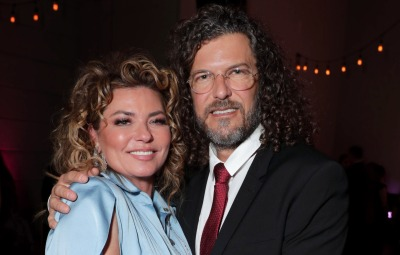 Shania Twain husband