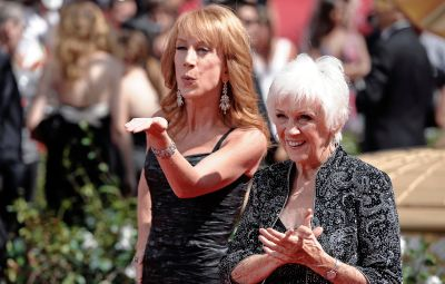 Kathy Griffin mother