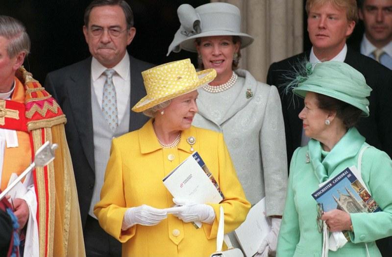 Queen Elizabeth Princess Margaret