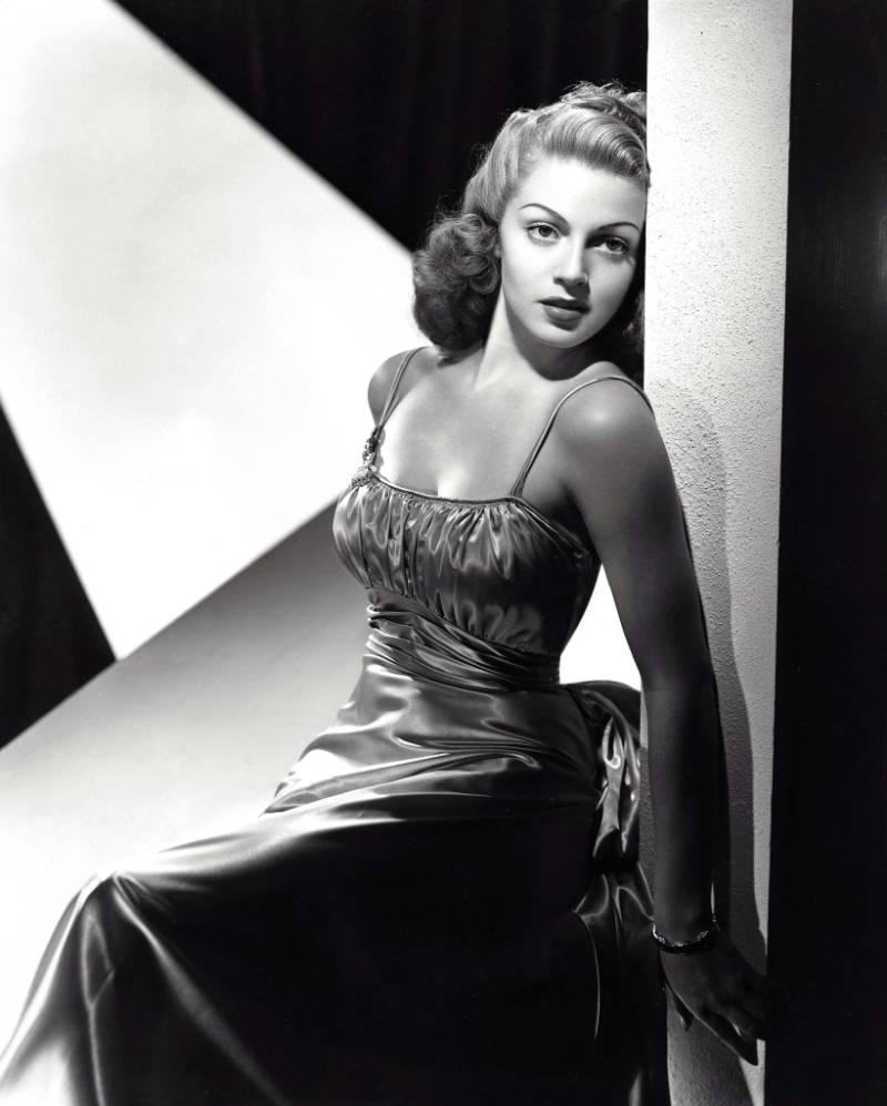 Lana Turner - 1940