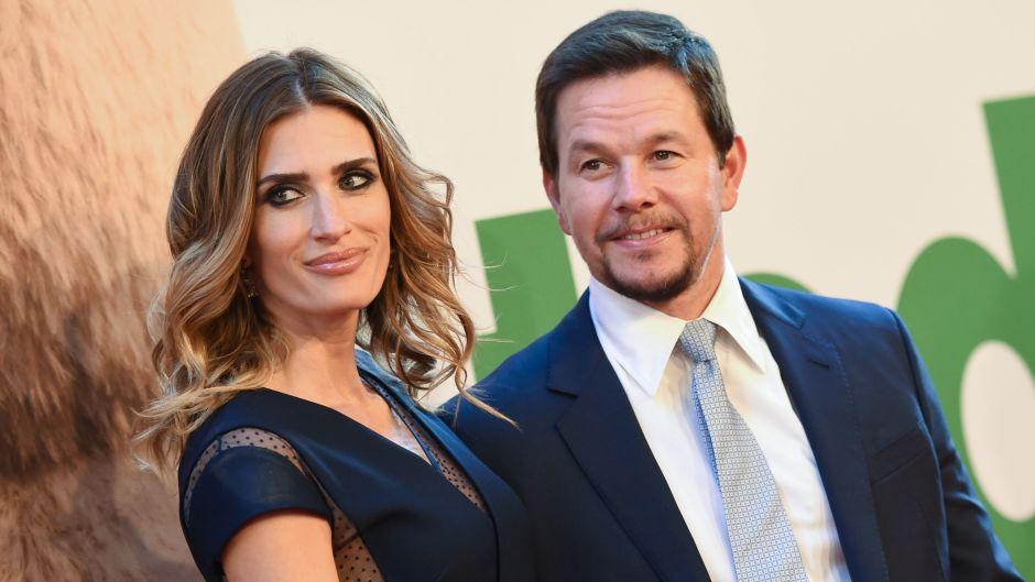 Mark Wahlberg wife Rhea