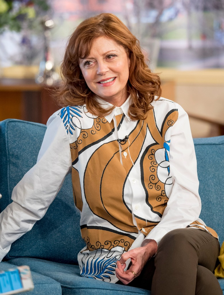 Susan Sarandon on Fame and Family