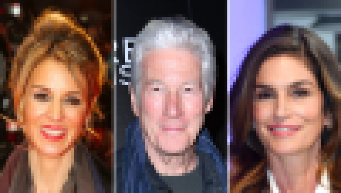 Alejandra Silva, Richard Gere and Cindy Crawford Richard Gere Has Been Married 3 Times