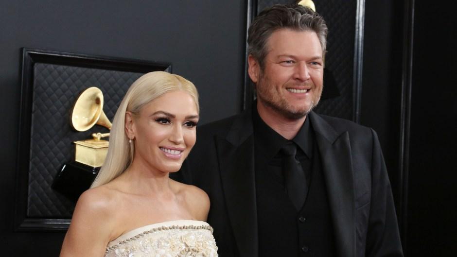 Blake Shelton Congratulates Girlfriend Gwen Stefani on 'Nobody But You'