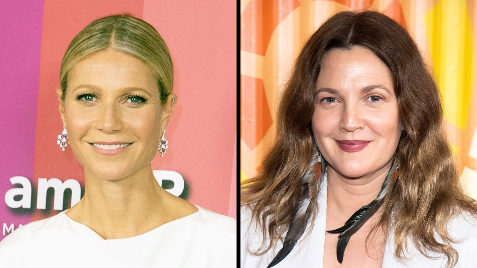Gwyneth Paltrow Responds After Drew Barrymores Daughter Offers to Take Her Moms Pics for Photo Shoot