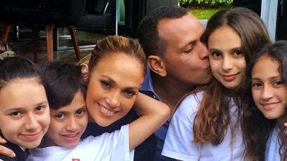 Jennifer Lopez Wishes Future Stepdaughter Ella a Happy Birthday