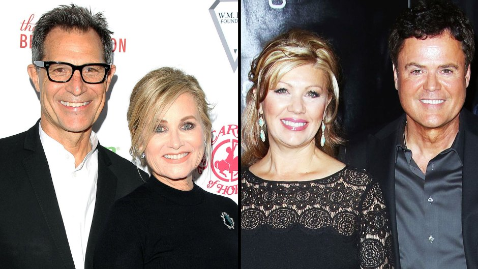 Maureen McCormick Wants to Go on a Double Date With Donny Osmond and His Wife Debbi