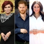 Sharon Osbourne Is 'Confused' by Prince Harry and Meghan Markle's Letter to the British Tabloids